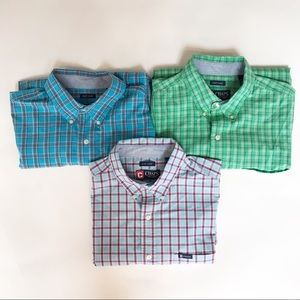Chaps (Ralph Lauren) Easy Care Short Sleeve Shirts